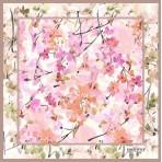 Платок Орхидеи 002291_09