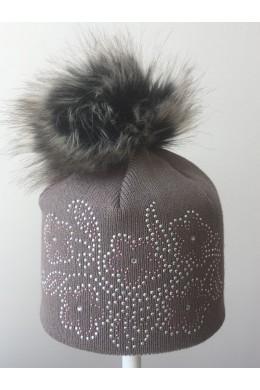 10.41-10 шапка женская