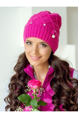 Лара шапка женская