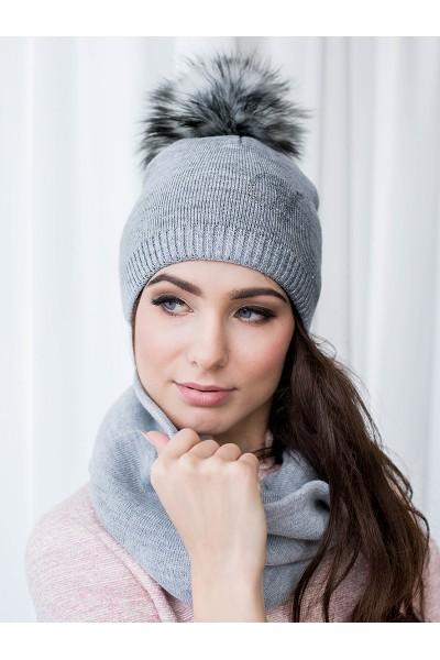 50.51-12 шапка женская