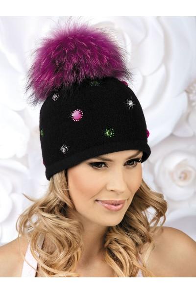 ERNESTA (Willi) шапка женская