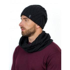 Бернардо к-т шапка+снуд мужские