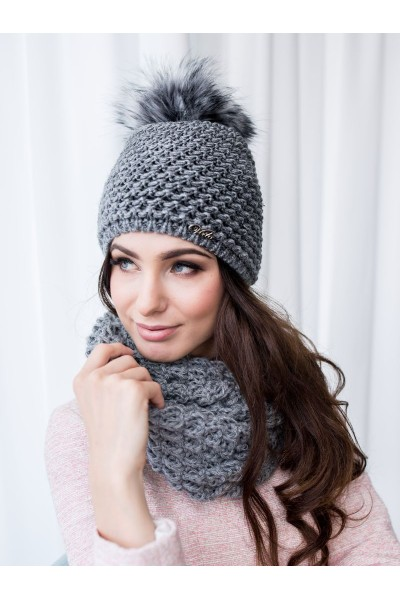 30.62 шапка женская