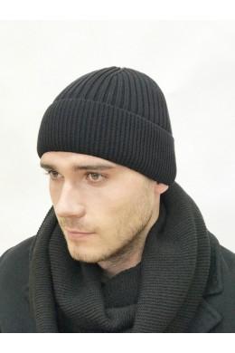 Никос (флис) шапка мужская
