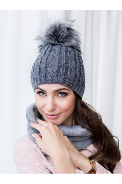50.63P шапка женская