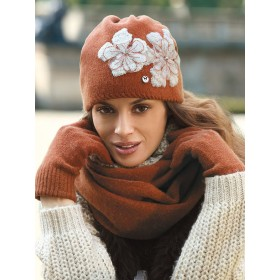 INEZ шапка женская