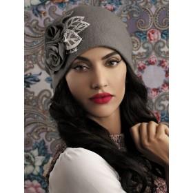 EURYDYKA шапка женская