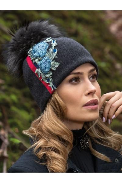 BELFORT2 шапка женская