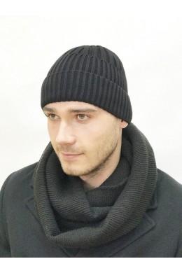 Сникерс (флис) шапка мужская