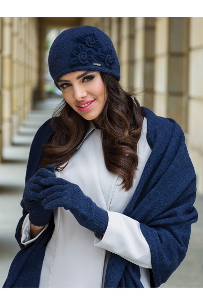 NORA шапка женская