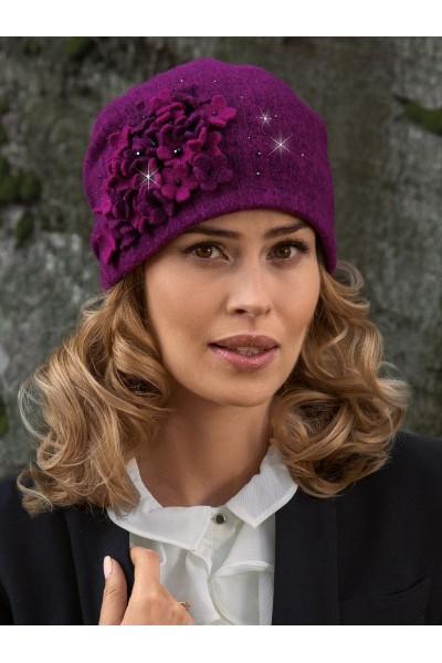 RAFINA шапка женская