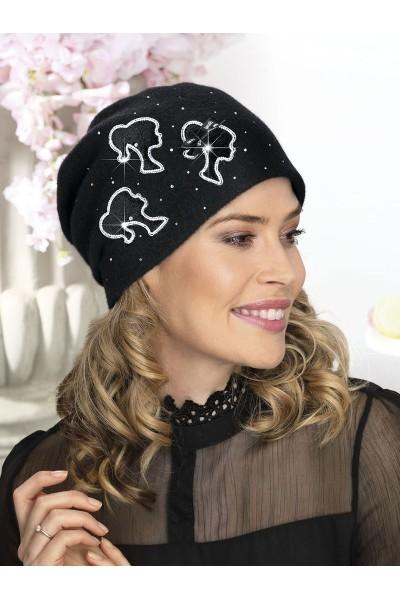KEYSANITA шапка женская