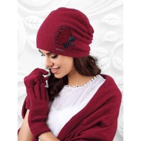 ROSSANO шапка женская