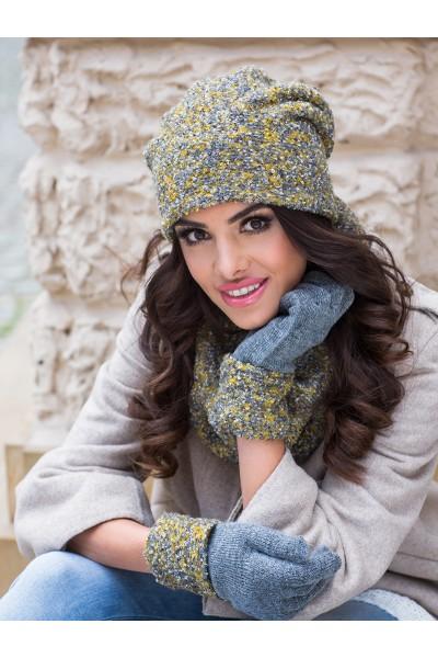 LIDIA (шапка) шапка женская