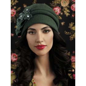 AMADEA шапка женская