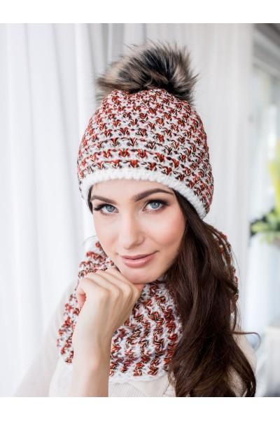 32.21 шапка шапка женская