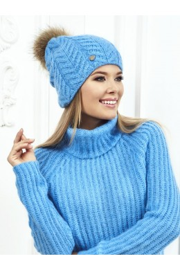 Ивонна шапка женская