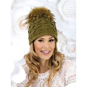 ROBERTINA1 шапка женская