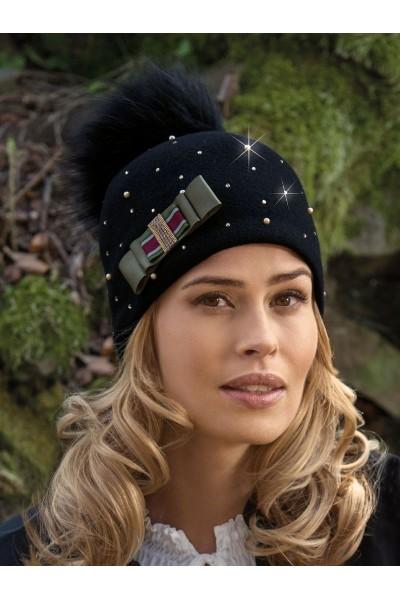 PETROLA шапка женская