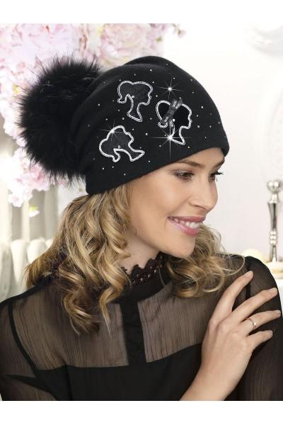KEYSA шапка женская
