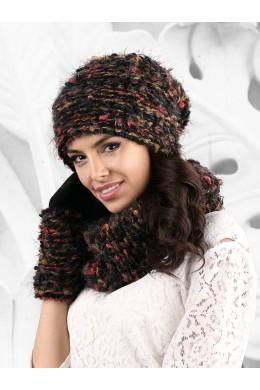 CARINI шапка женская